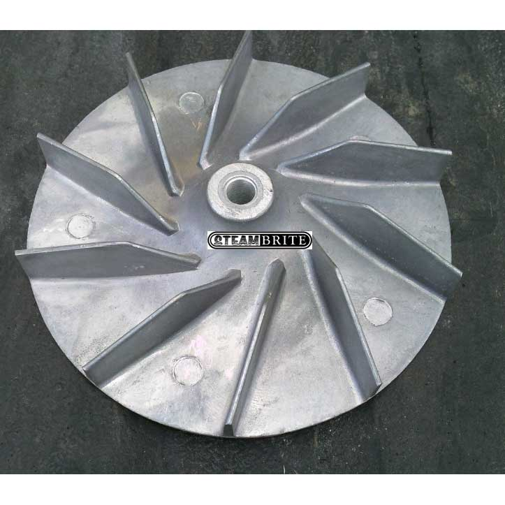 Koblenz 06-0574 Vacuum Cleaner Metal Blade Turbine