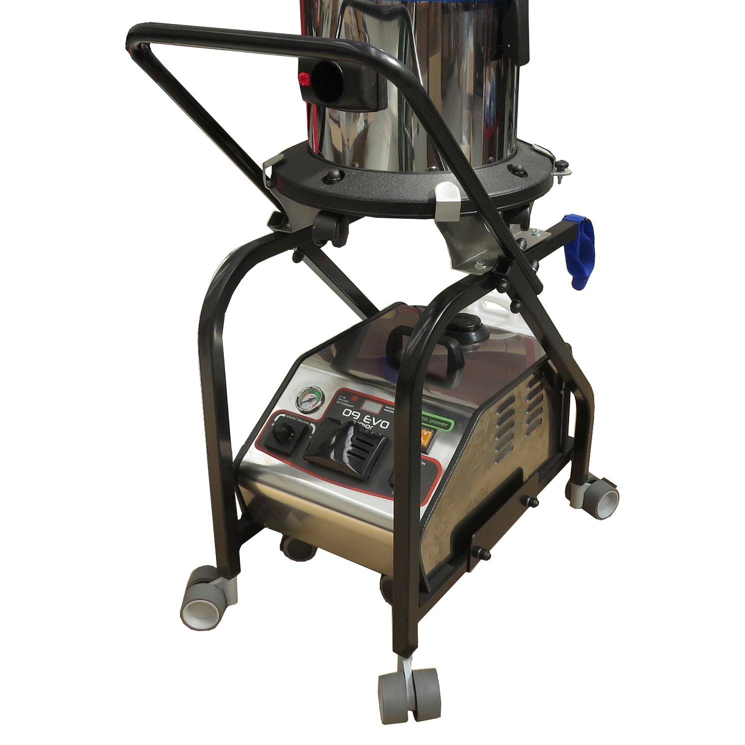 ImexServe 0260000000 Vacuum Trolley Cart and Support Kit (stores vacuum unit on top of vapor unit with casters) FREE Shipping