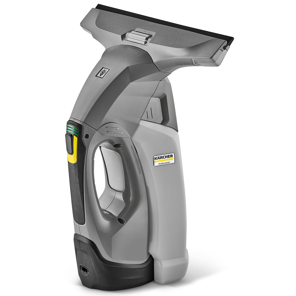 Karcher: WVP 10 Rechargeable Cordless Window and Surface Cleaner 1.633-551.0 - 35min Run Time 886622023036