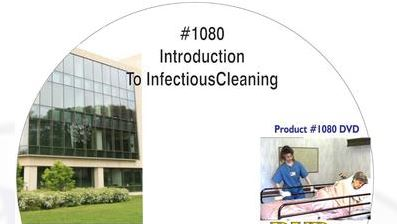 American Training Videos Healthcare Series 1080 Introduction to Infectious Cleaning