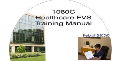 American Training Videos Healthcare Series 1080C Healthcare EVS Training Manual
