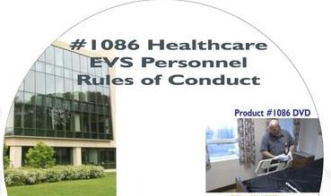 American Training Videos Healthcare Series 1086 Housekeeper Rules of Conduct