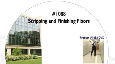 American Training Videos Healthcare Series 1088 Stripping and Finishing Floors