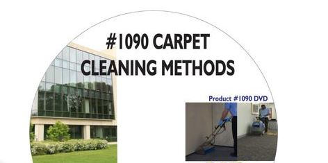 American Training Videos Healthcare Series 1090 Carpet Cleaning Methods