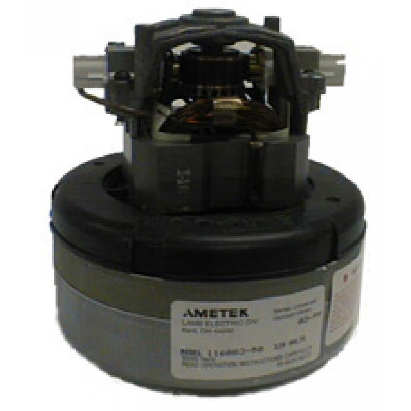 Ametek Lamb 116883-50 Vacuum Motor 120V Thru-Flow Design 2 Stage 5.7in Diameter (8.685-482.0) Replaced with MAX HHP0522