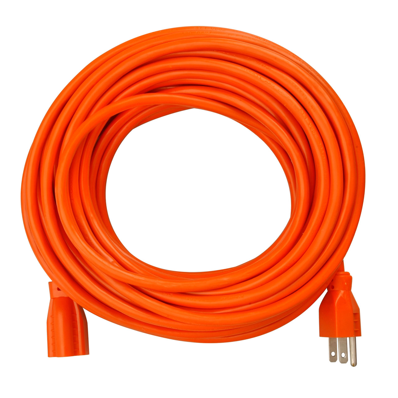 WestPak 20-0600 Orange Power Extension Cord 12-3 X 25 Foot Contractor Grade Outdoor