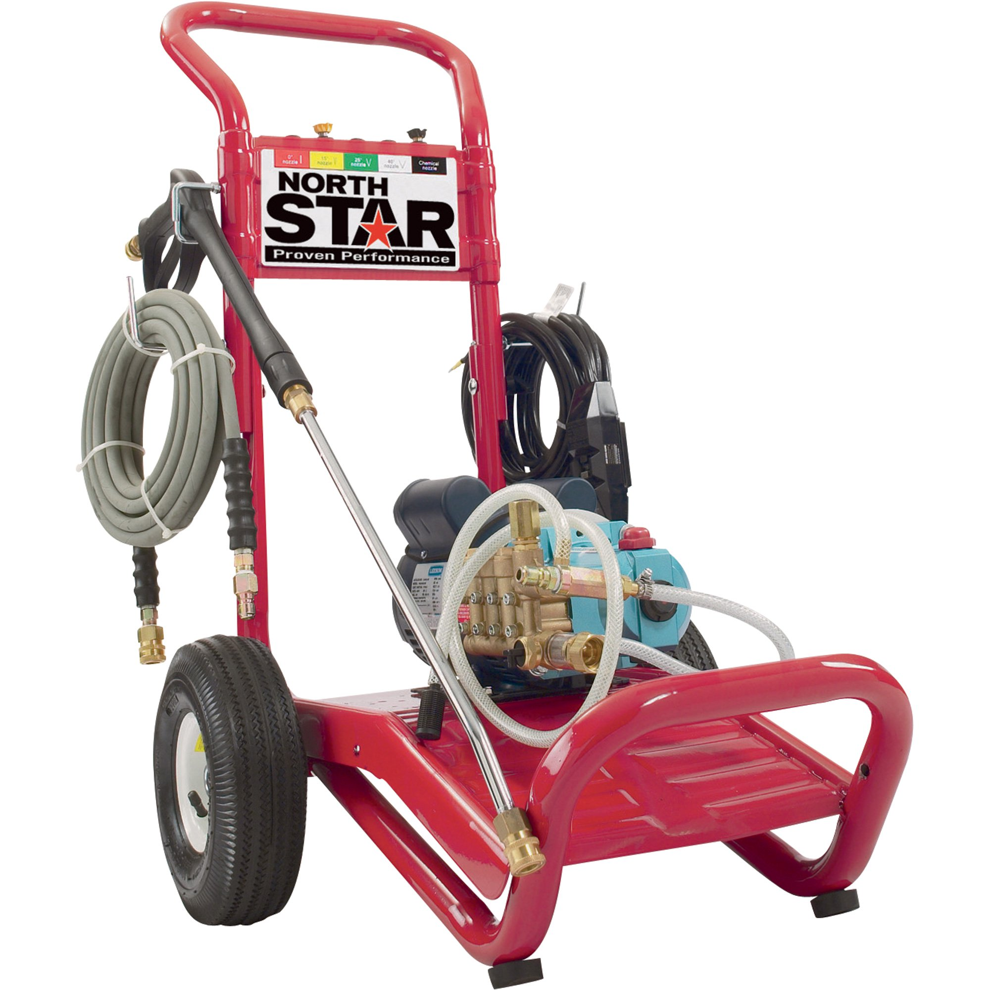 NorthStar: Electric Pressure Washer 2 HP with Cat Pump Cold 2000 psi-1573011