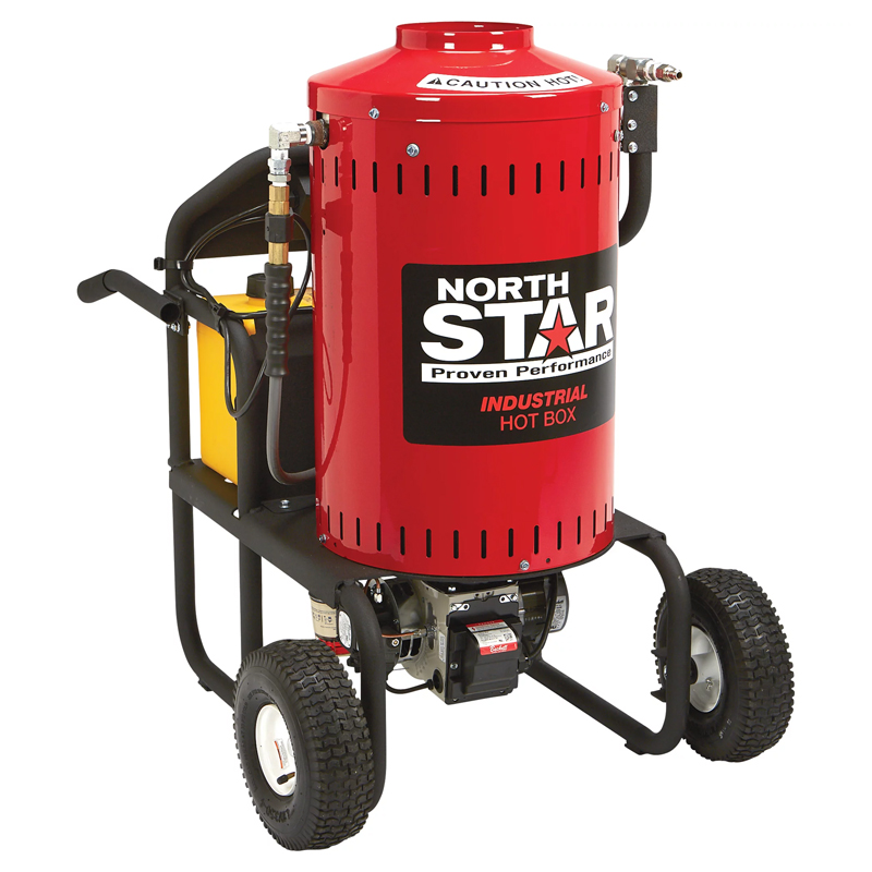NorthStar 157495 350000 BTU Water Heater Pressure washing Tile Cleaning Carpet cleaning Freight included