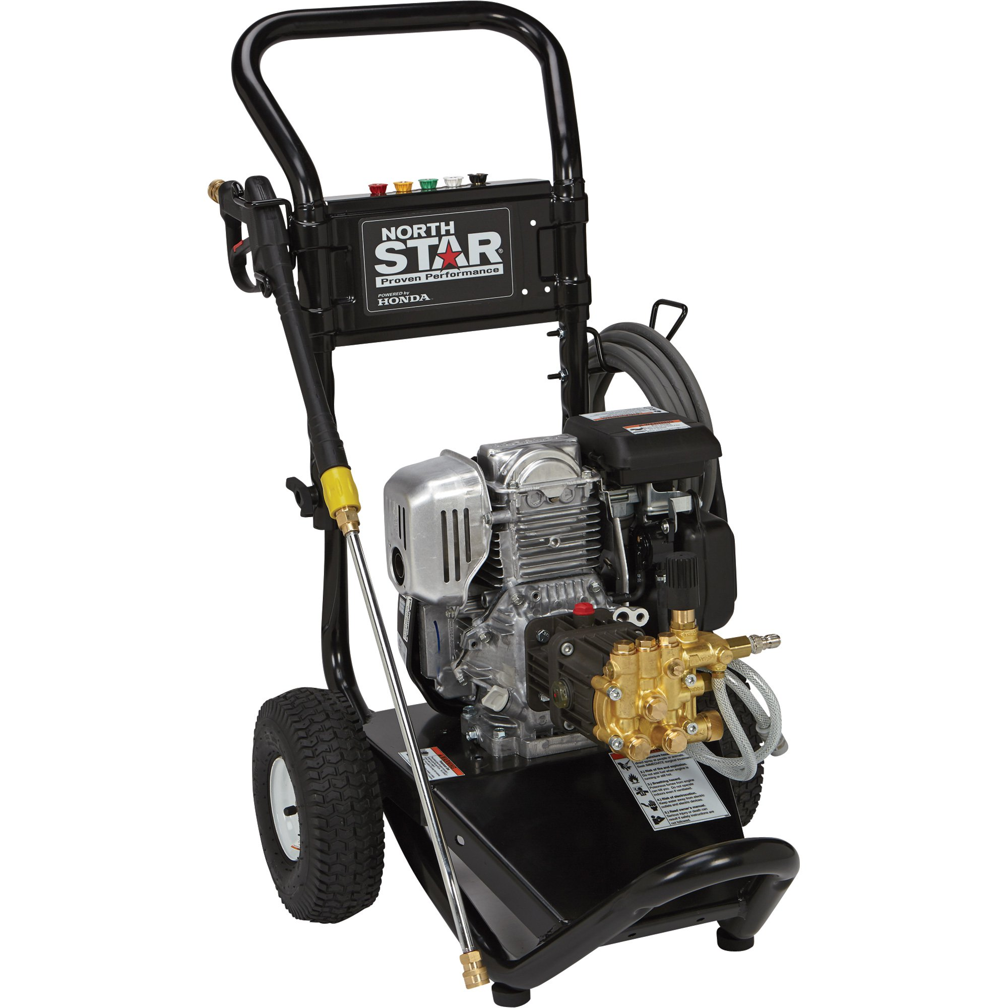 NorthStar 15775440 Gas Cold Water Pressure Washer 3000 PSI 2.5 GPM Honda Engine Freight Included