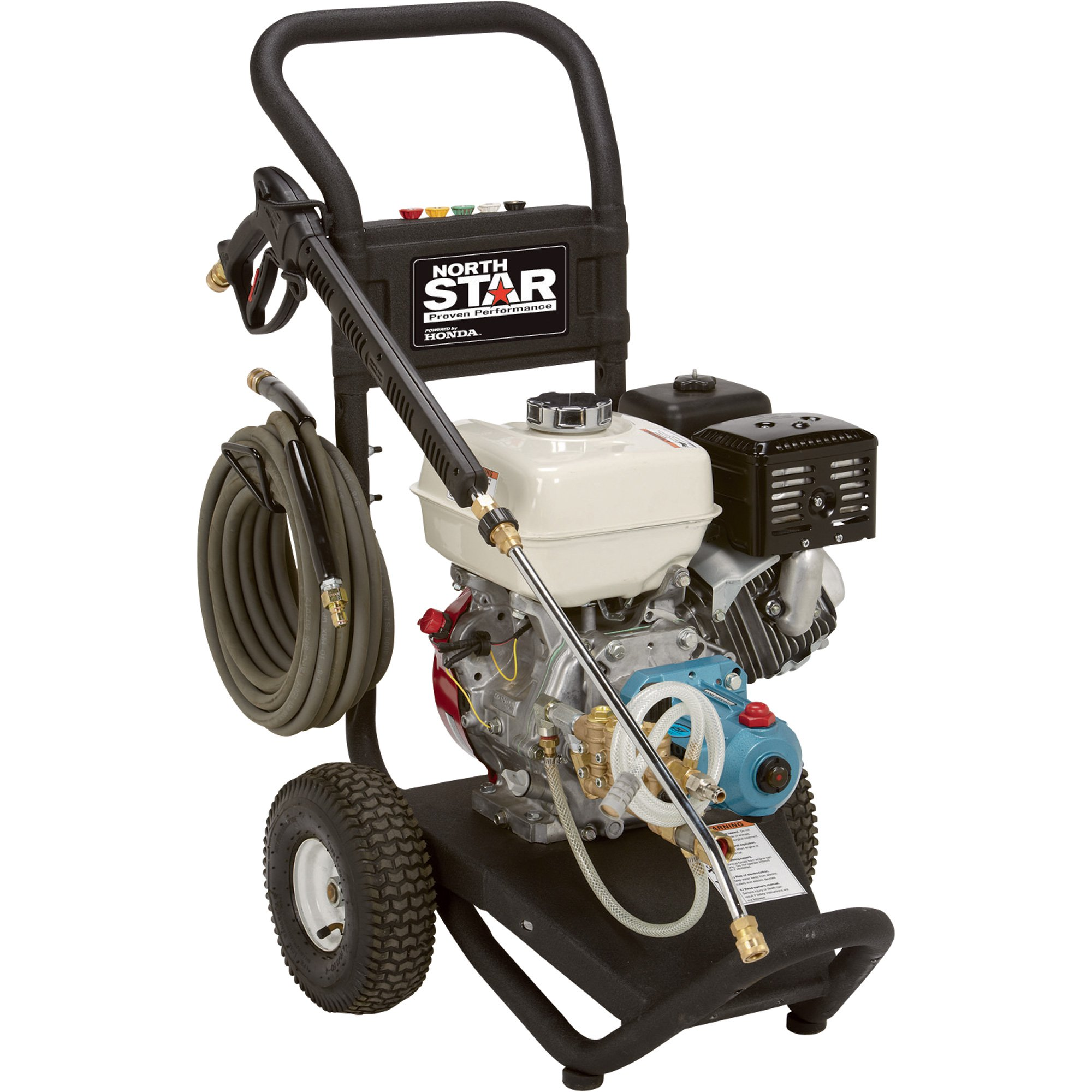 NorthStar 15781820 - Gas Cold Water Pressure Washer - 3300 PSI, 3.0 GPM, Honda Engine - FREE SHIPPING