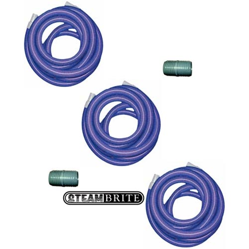 Hose Vacuum Hose 160 ft Truckmount Double Walled with 150 ft 2inch and 1.5 inch leader 20171008 Includes Connectors