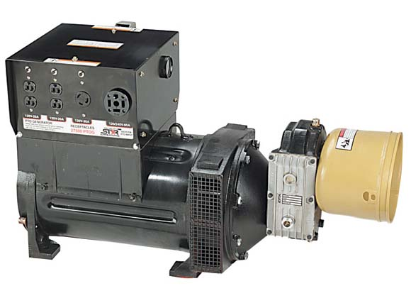 NorthStar 165937: PTO Generator - 27,500 Surge Watts, 24,000 Rated Watts, 48 HP Required