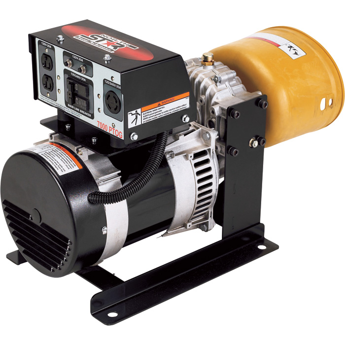 NorthStar 165951: PTO Generator - 7,800 Surge Watts, 7,200 Rated Watts, 14 HP Required