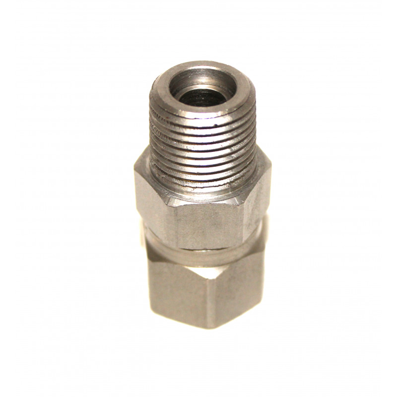 1/2in Stainless Steel Swivel 1/2 in Pipe Male X Female, Ball Bearing 3500 Psi [8.712-459.0]  2-11057  421038 FREE Shipping