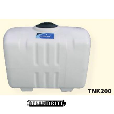 Pressure Pro 200 Gallon Fresh Water Tank TNK200