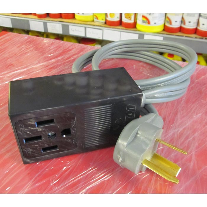 Electrical Converter 230 Volt 3 Wire 30 amp TO 230 Volt 4 Wire 50 ...