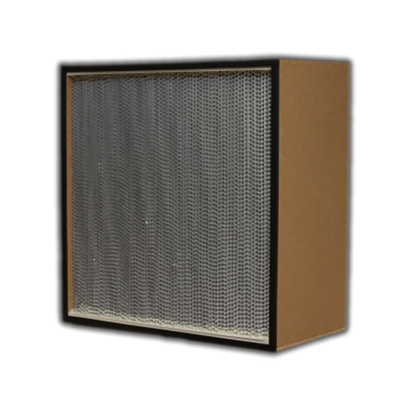 Clean Storm 242412H910 HEPA Filter 24in X 24in x 12in 99.97 pct. Particle Board Box Nikro 860101 550046  55037 Thermastor 4023244