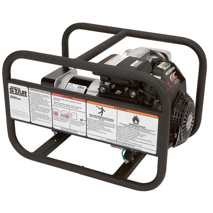 NorthStar 165912 Portable Generator 2700 Surge Watts, 2400 Rated Watts (Limited Stock)