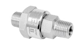Mosmatic 32.053 Swivel-inline single-bearing-system DGK 1/4 in. NPT-M 3/8 in. NPT-M