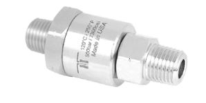 Mosmatic 32.763 Gun Swivel single-bearing-system, stainless steel DGVI 3/8 in. NPT M 3/8 in. NPT M
