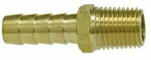 1/2in Mip X 3/8in Hose Barb Brass - 8.705-103.0 -