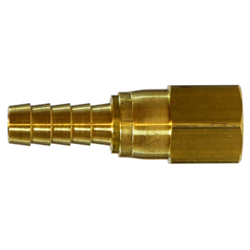Clean Storm 32473: 1/4in Fipx Swivel X 3/8in Hose Barb Brass