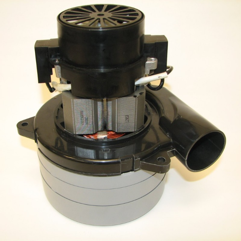 Karcher A+ 36V Vacuum Motor, Tangental Discharge, 3 Stage, 5.7in dia. (8.625-848.0)