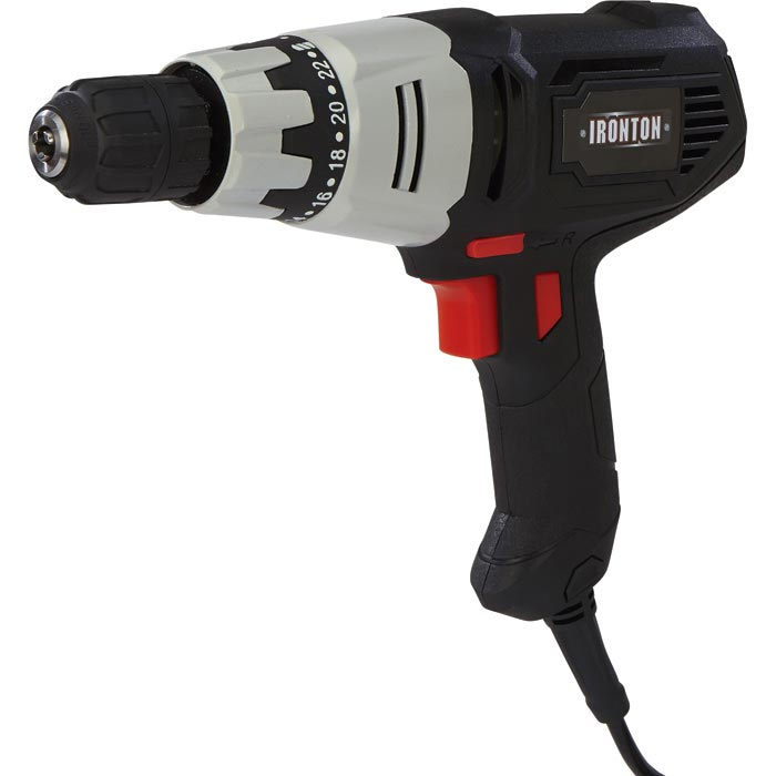 Ironton 46178 Corded Electric Clutch 3/8 Portable Drill FREE Shipping