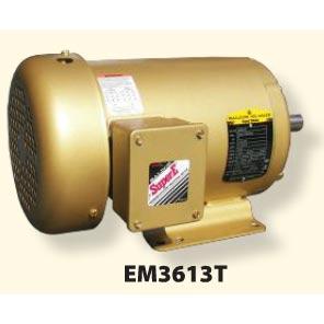 Baldor motor cem3615t 5 hp 3 phase 3450 rpm 184t frame 230 for 5 hp motor amps