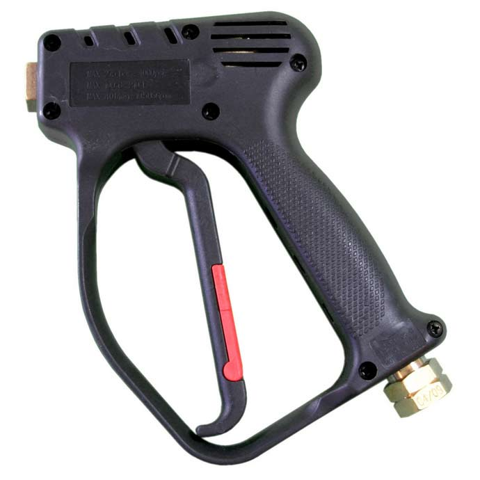 BE Pressure 85.202.104  4000psi Pressure Washing Trigger Gun Bottom Feed