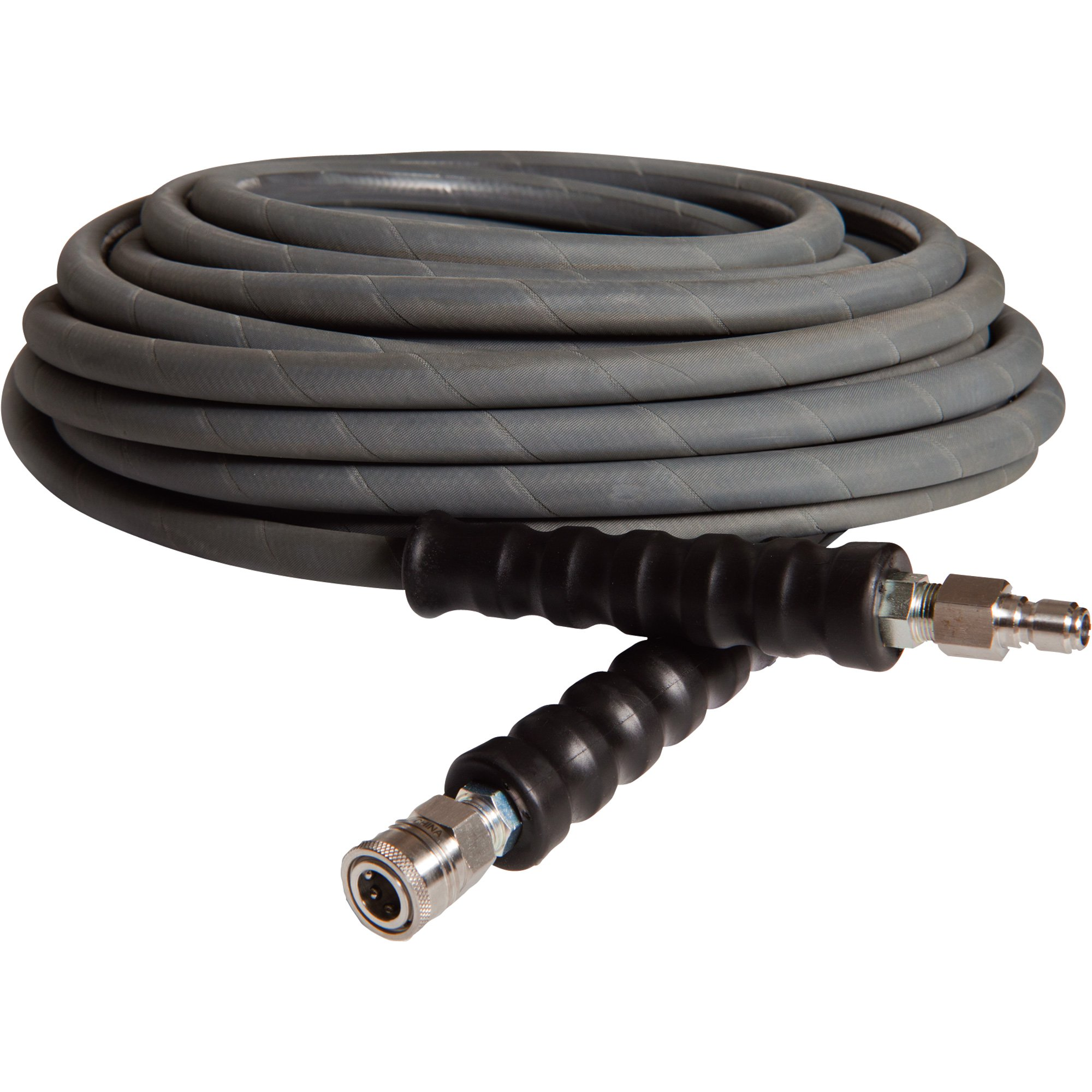 NorthStar Nonmarking Pressure Washer Hose — 6000 PSI, 100ft. x 3/8in - 42953- 989401982