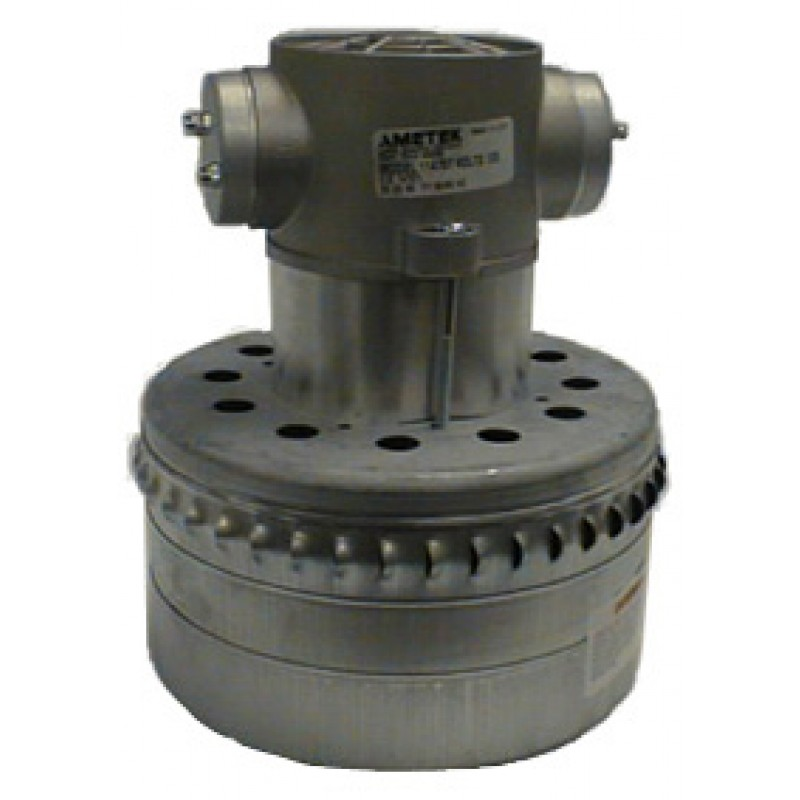 Ametek Lamb 115419 Vacuum Motor 42volts By-Pass Design 3 Stage 7.5in dia. (8.662-320.0)