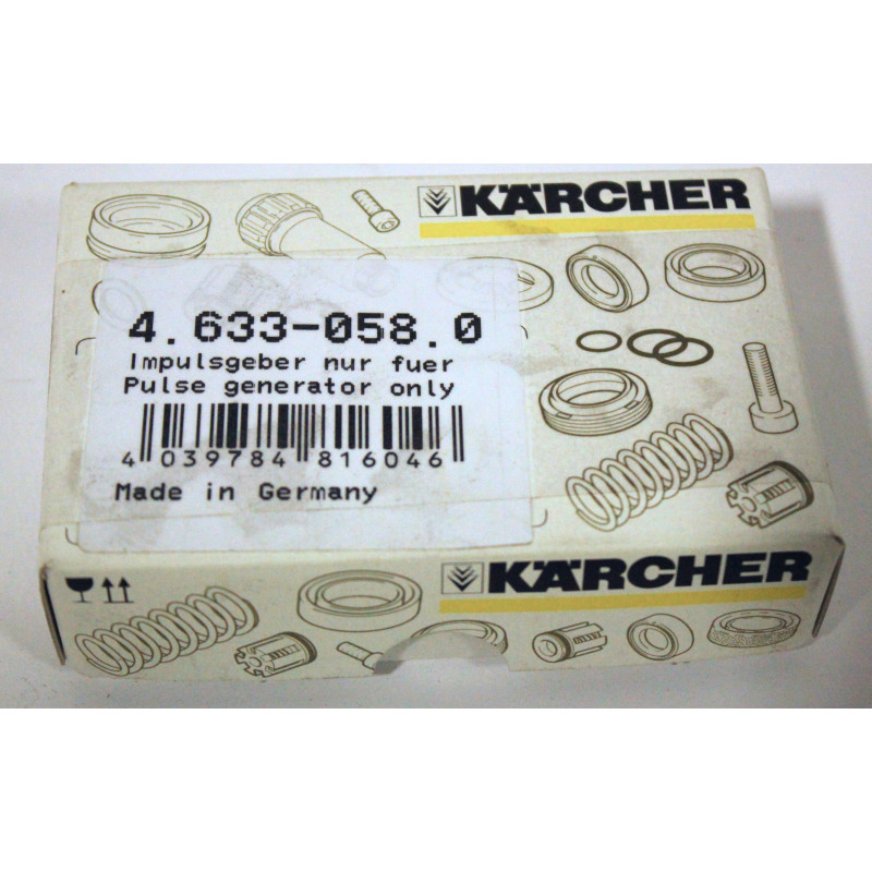 Karcher Pulse Generator Circuit Board Only For Replacement - 4.633-058.0