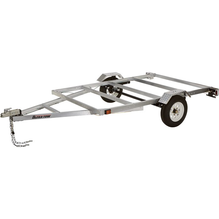 Ultra-Tow 5ft. x 8ft. Aluminum Utility Trailer Kit FREE Shipping 1715-Lb. Load Capacity Item# 49802