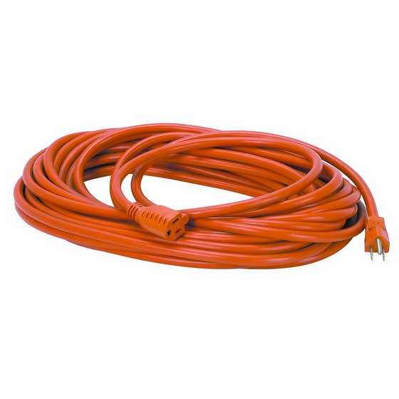 50 ft 12-3 Extension Power Cord 115 volt AX33 860831