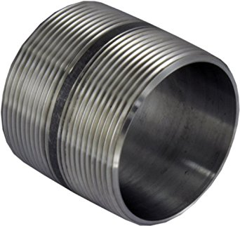 2-1/2in Mip x 3in Galvanized Steel Pipe Nipple 56181
