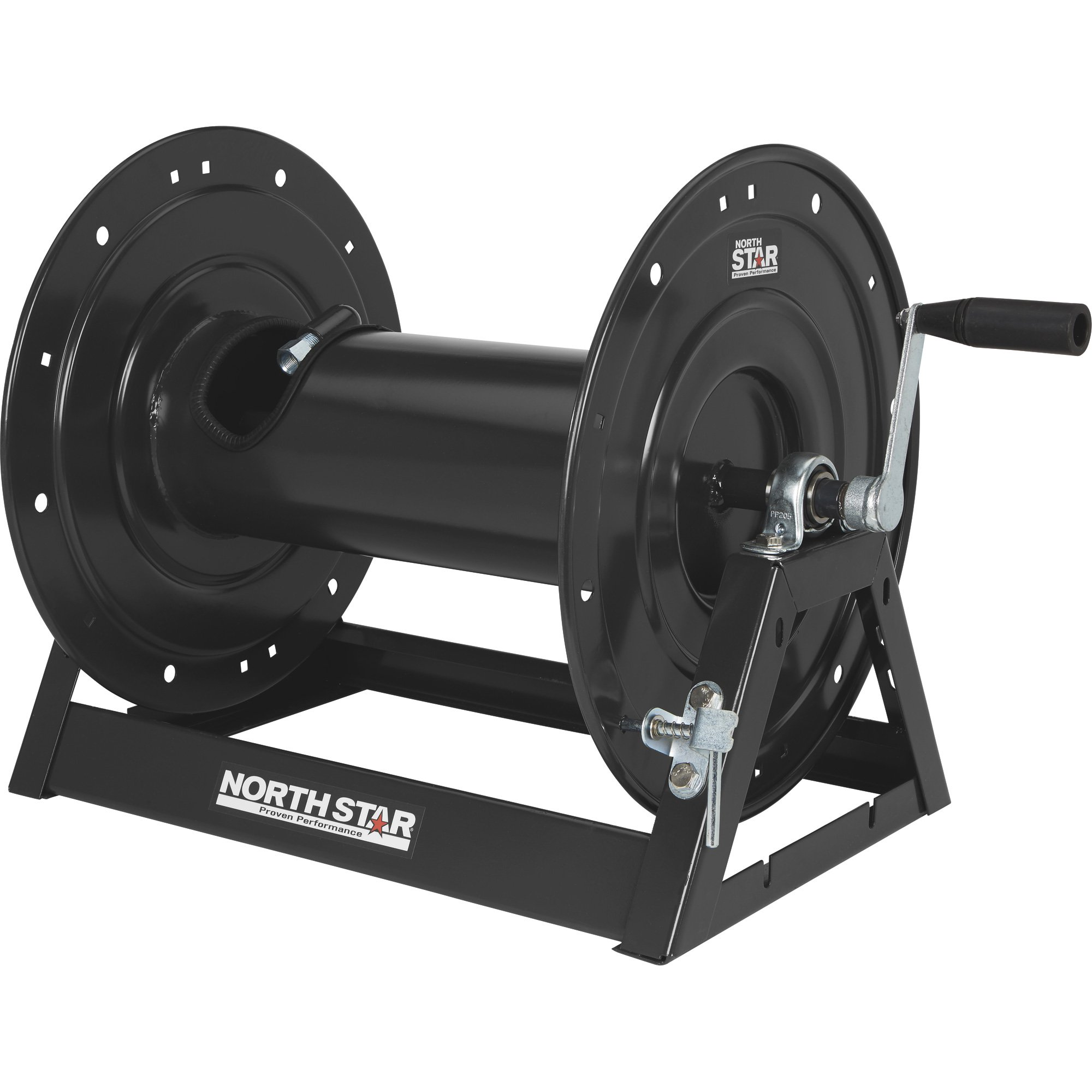 NorthStar 55793 Heavy-Duty A-Frame Hose Reel - 5000 PSI, 450ft. Capacity