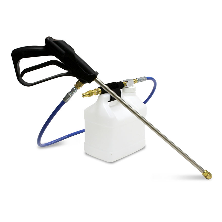 StainOut T015 Injection Sprayer Plus High Pressure with blow molded jug 1-8 ratio or 1 - 4 ratio Freight Included [T015]