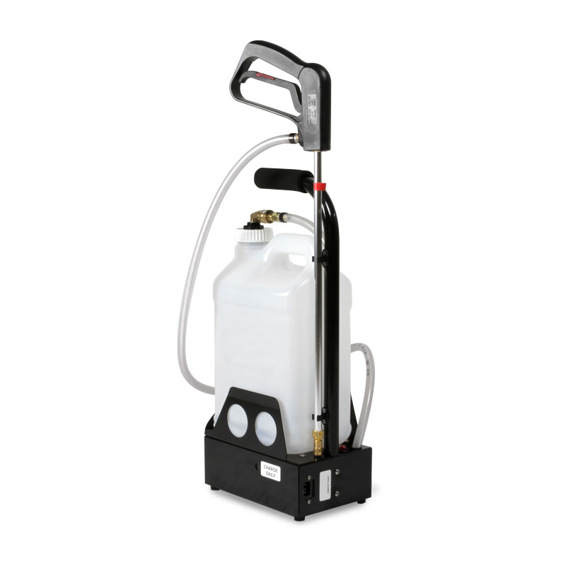 PRE-ORDER StainOut Systems 71-202 Gentoo 2.5 Gallon Cordless Sprayer, 80 PSI CURRENTLY HAS A 2 WEEK LEAD TIME