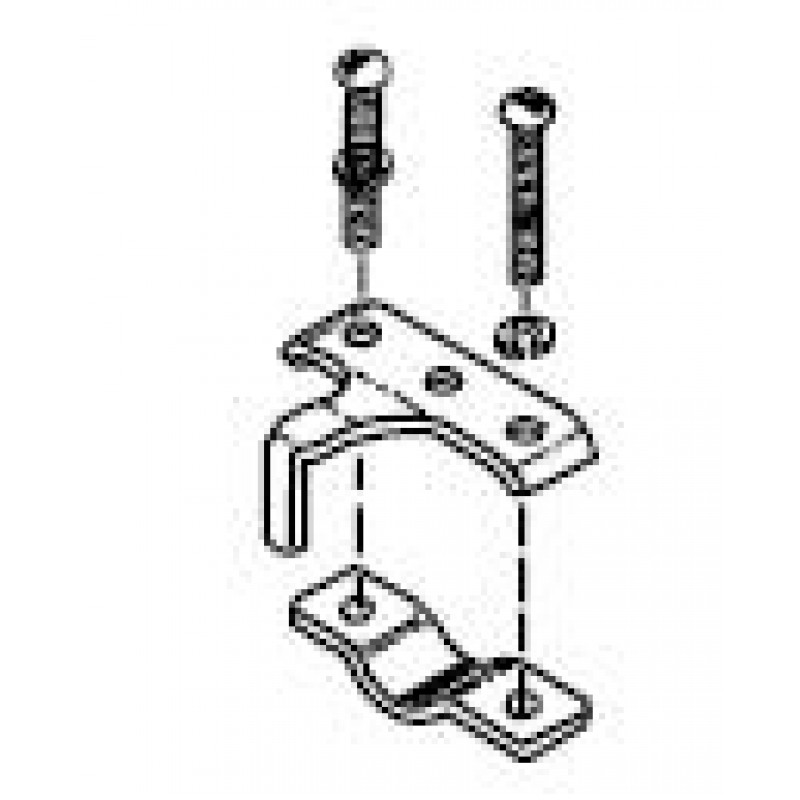 Anderson Power Products Retainer Clamp for 50 Amp. (8.663-335.0)