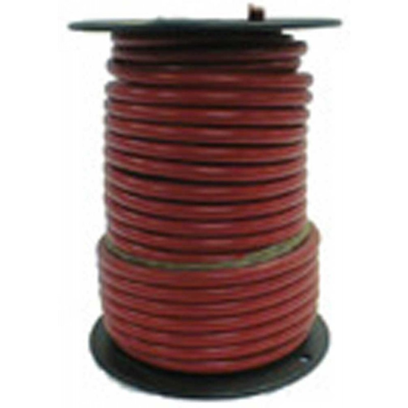 100 ft. Roll of Battery Cable, 4 Gauge, Red (8.682-779.0)