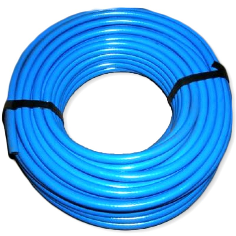 Karcher 8.704-779.0 Blue PVC Air Hose 1/4 ID X 100 ft