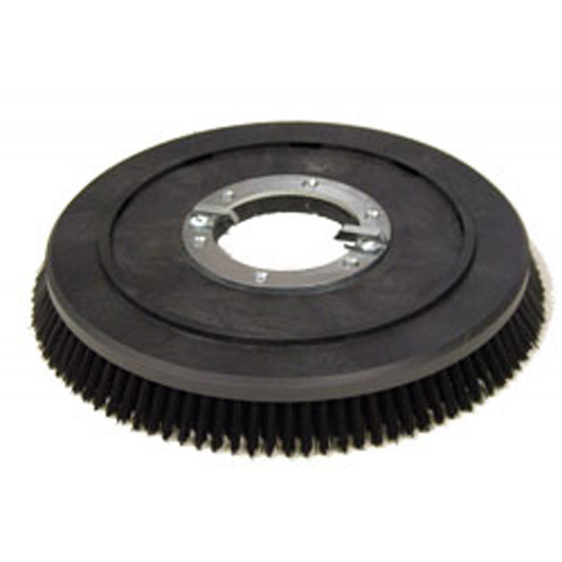 16in Scrub Brush Assembly Clean Grit for Nilfisk/Advance 8.805-619.0