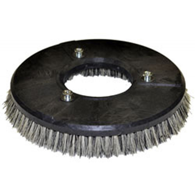 15in Disc Scrub Brush Union Mix for Nilfisk/Advance 8.805-628.0/56505946
