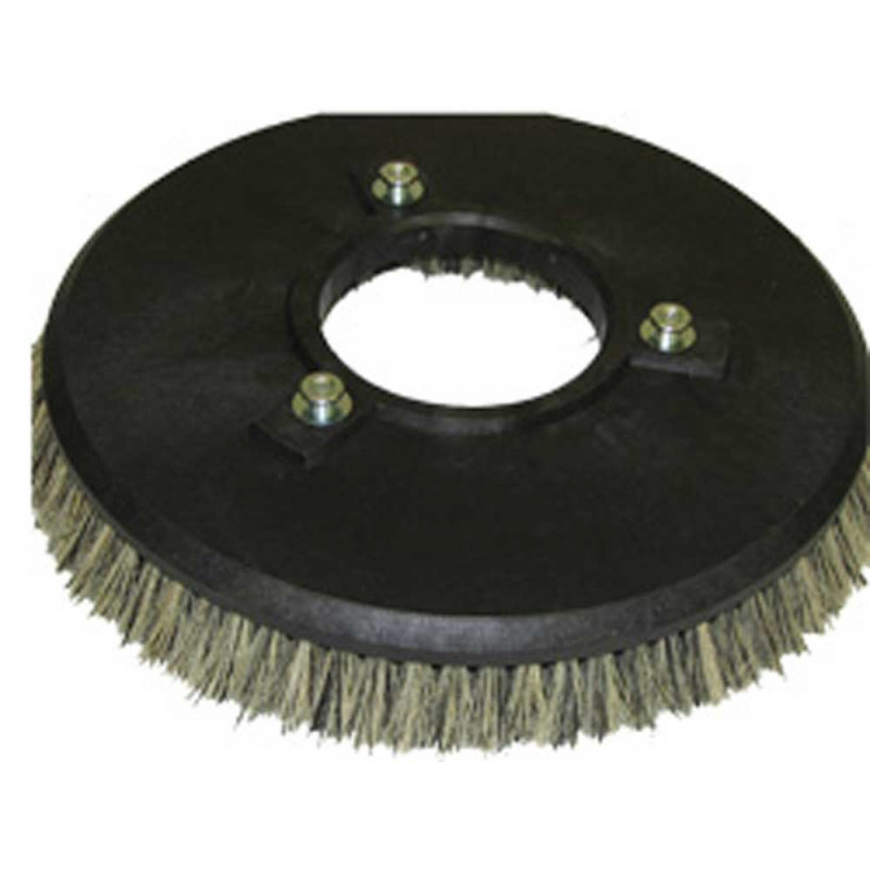 17in Disc Scrub Brush Union Mix for Nilfisk/Advance 8.805-637.0