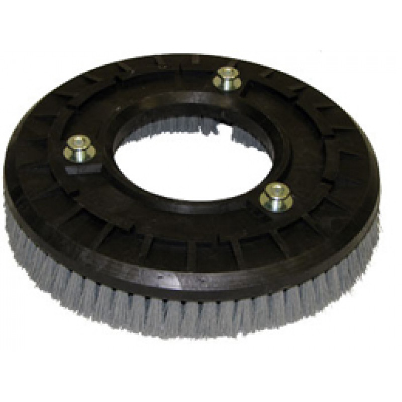 17in Disc Scrub Brush AgLite Grit for Nilfisk/Advance 8.805-645.0