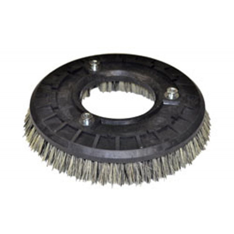 21-1325J7  14in Disc Scrub Brush Union Mix for Nilfisk/Advance 56505806  Karcher 8.805-646.0 Replaced with 8.805-654.0 Aglite Grit