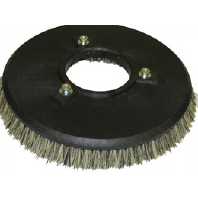 20in Disc Scrub Brush Union Mix for Nilfisk/Advance 8.805-712.0