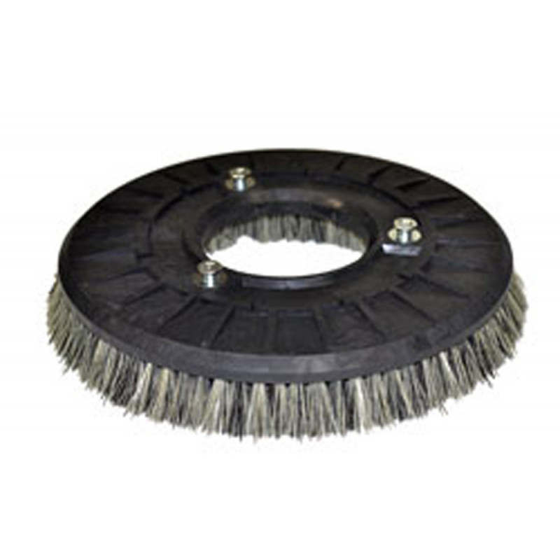 16in Disc Scrub Brush Union Mix for Nilfisk/Advance 8.805-718.0