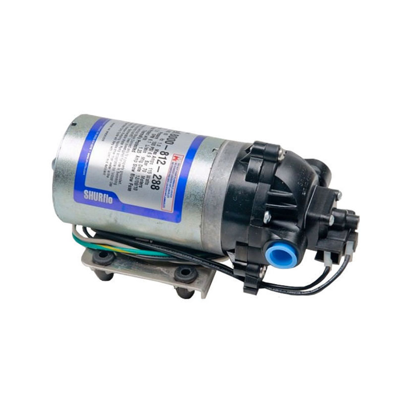 Shurflo 8000-812-288 100psi 115volts Viton pump w/ Bypass 1.4 gpm 53869a SL-22.5 Freight Included